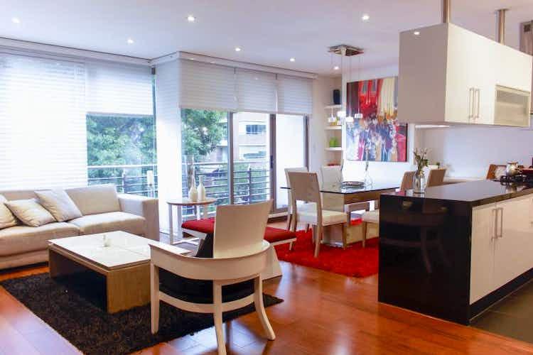 Portada Apartamento En Venta En Bogota El Chico con tres alcobas.
