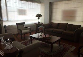 Apartamento en Bogota Santa Patricio- dúplex, con cuatro alcobas
