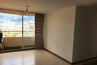 San Angel, Apartamento en venta en Loma De Los Bernal de 3 alcobas