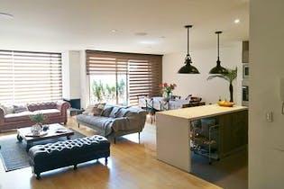 Apartamento en venta en Chicó Navarra 186m² con Bbq...