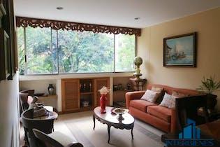 Apartamento en venta en El Poblado de 2 hab.