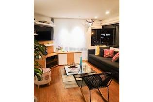 Apartamento en venta en Chicó 75m² con Balcón...
