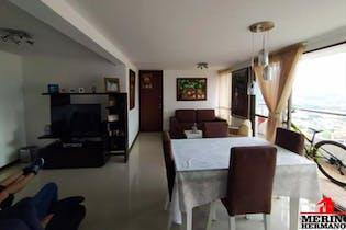 Apartamento en venta en Loma Del Barro de 3 alcobas