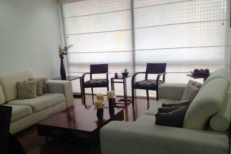 Portada Apartamento En Bogota Santa Barbara Occidental- 3 alcobas
