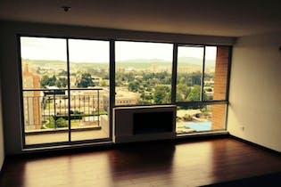 Apartamento En Santa Teresa, San Cristóbal Norte, 3 Habitaciones- 100m2.