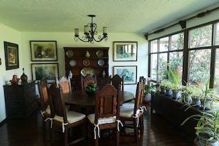 Casa en venta en San Jerónimo Lídice de 6 hab. con Bbq...