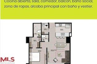 Salamanca, Apartamento en venta en El Tesoro de 67m² con Gimnasio...