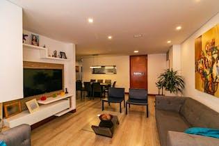 Apartamento en venta en San Patricio Usaquén 109m²