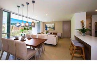 Apartamento en venta en Los Balsos con acceso a Jardín