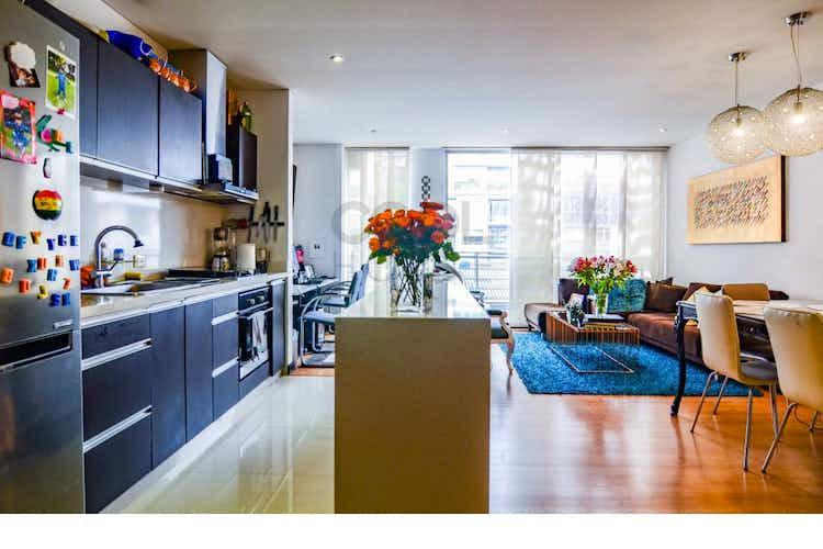 Portada Apartamento en venta en El Virrey, de 96mtrs2