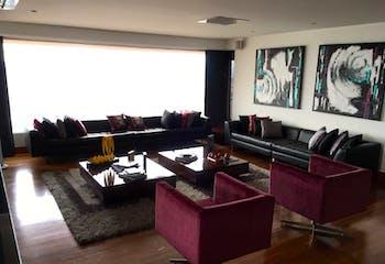 Apartamento En Bogota Chico Alto, con tres alcobas-334 mt2
