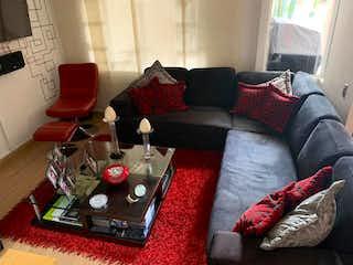 Una sala de estar llena de muebles y un sofá en Casa en venta en La Mota, 150mt con balcon