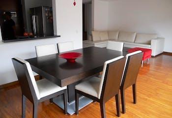 Apartamento en venta en Chicó Reservado de 2 hab. con Bbq...