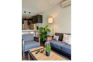 Apartamento en venta en Poblado 73m² con Gimnasio...