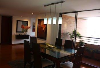 Apartamento en venta en Barrio Cedritos de 3 hab. con Solarium...