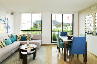Proyecto de vivienda, Reserva de Madrid Palermo, Apartamentos en venta en Casco Urbano Madrid 81m²