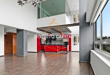 Departamento en venta en Hacienda De Las Palmas, 410mt penthouse
