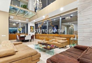 Departamento en venta en Santa Fe Cuajimalpa, 325mt penthouse