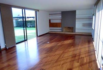 Casa en Chia Fontanar - con sala con chimenea- 260m2.