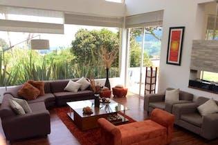 Casa En La Calera La Calera, 4 Habitaciones- 315m2.