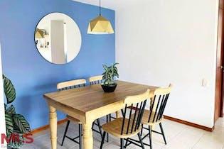 Azuleda del Campestre, Apartamento en venta en La Aguacatala con acceso a Piscina