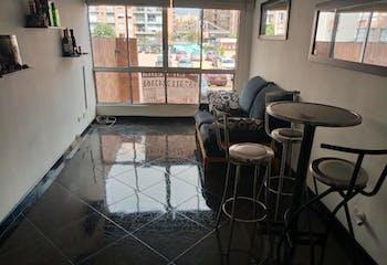 Apartamento en venta en La Felicidad con acceso a BBQ
