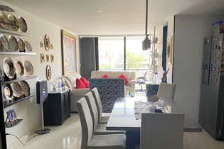 Apartamento en venta en Alhambra de 2 hab. con Bbq...
