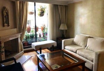 Apartamento en Bogota Lisboa -tres alcobas c/u con baño