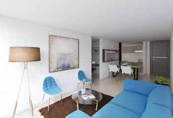 Proyecto nuevo en Portal Reservado, Apartamentos nuevos en Minuto De Dios con 3 habitaciones