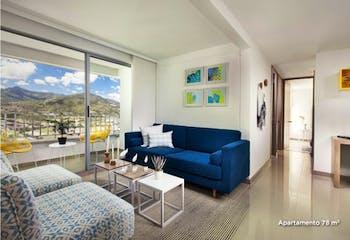 Poblado Niquía, Apartamentos nuevos en venta en Navarra con 3 hab.