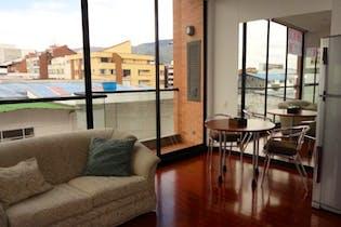 Apartamento en venta en San Patricio Usaquén 45m² con Gimnasio...