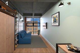 Proyecto de Vivienda, U49, Apartamentos en venta en Palermo 20m²