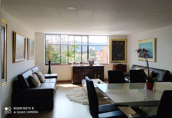 Apartamento en venta en Prado Veraniego, 124m² con Balcón...