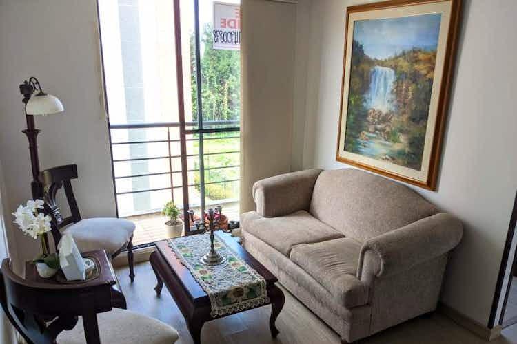 Portada Apartamento en venta en Bojacá, 45mt con balcon