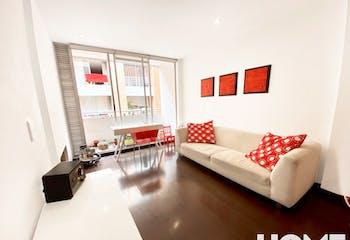 Apartamento en venta en Bella Suiza con Bbq...