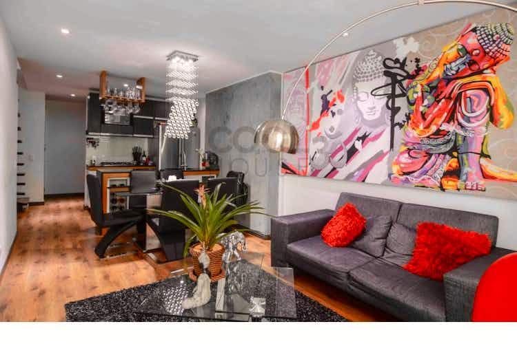 Portada Apartamento en venta en Santa Paula, de 80mtrs2 con terraza