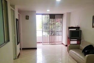 Apartamento en venta en Santa Maria de 3 alcobas