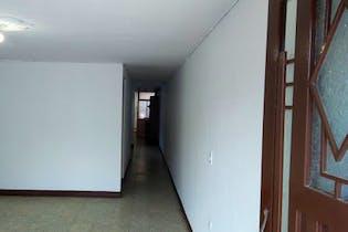 Casa en venta en Villa Hermosa, 122mt con terraza