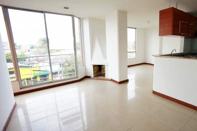 Portada Apartamento en venta en Pasadena, 92mt con chimenea