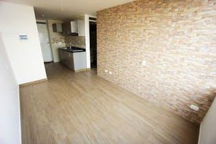 Apartamento en venta en Puente Aranda de 40m² con Bbq...