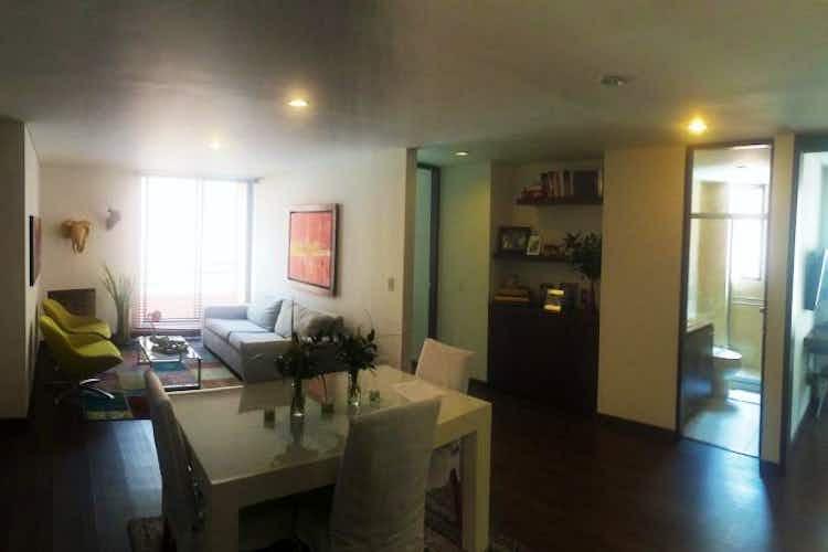 Portada Apartamento En Venta En Bogota Santa Barbara Occidental, cuenta con 2 garajes y deposito.