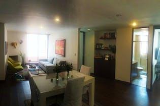 Apartamento En Venta En Bogota Santa Barbara Occidental, cuenta con 2 garajes y deposito.