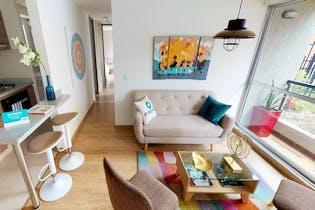 Firenze, Apartamentos en venta en Casco Urbano Zipaquirá con 58m²
