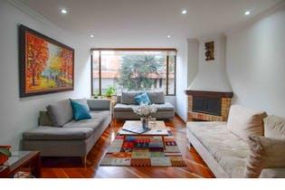 Apartamento en venta en Santa Bárbara, 123m²