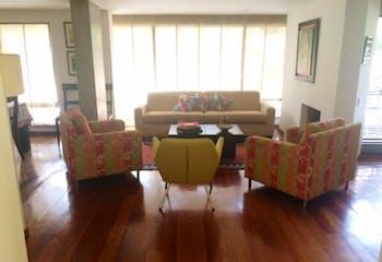 Apartamento en Bogota Gratamira - remodelado, con linda vista