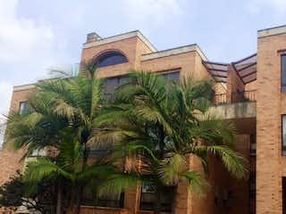 Una palmera delante de un edificio en Apartamento en venta en Santa Helena 151m² con Jardín...