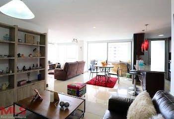Ryo, Apartamento en venta en Los Balsos de 127m² con Piscina...