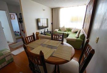 Apartamento en venta en Sabana De Tibabuyes de 2 alcobas