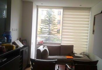 Apartamento en venta en Cedritos de 88m² con Bbq...