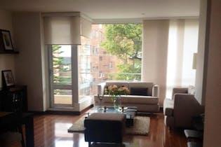 Apartamento En Bogota La Carolina con hermosa vista y tres alcobas muy amplias